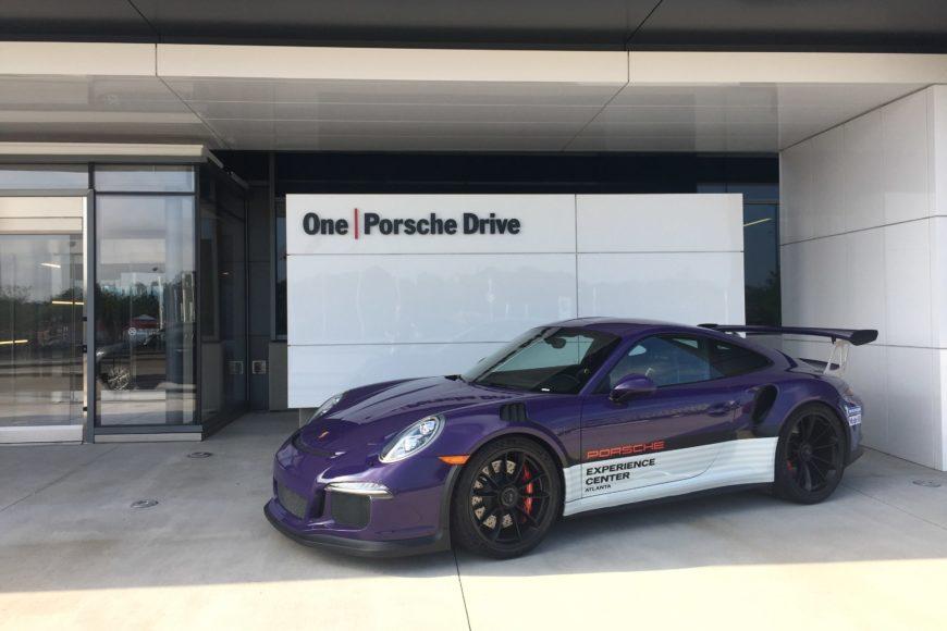 MPC visits Porsche Experience Center Atlanta