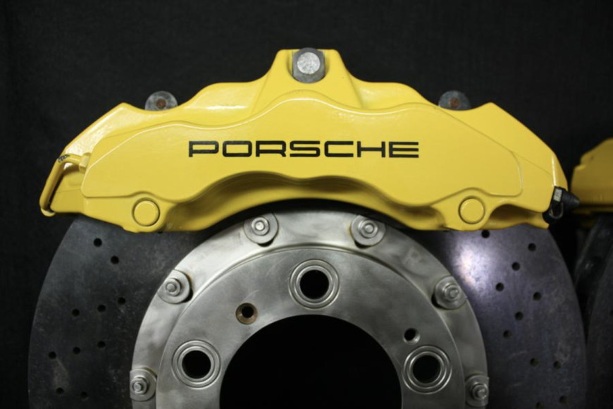 Porsche Brake Squeal Chicago, IL