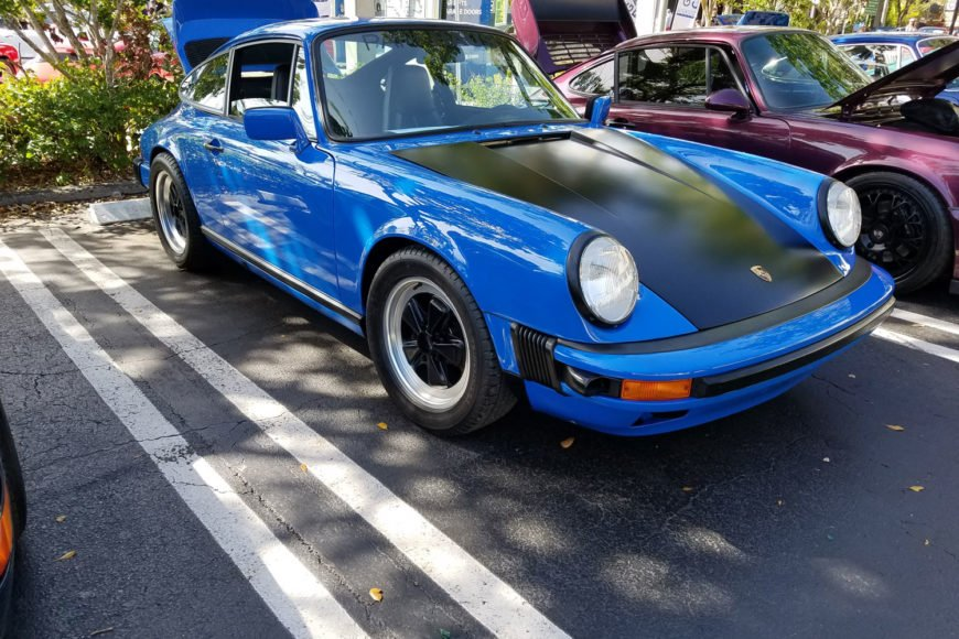 Award-winning Porsche 911 build comes from Chicago