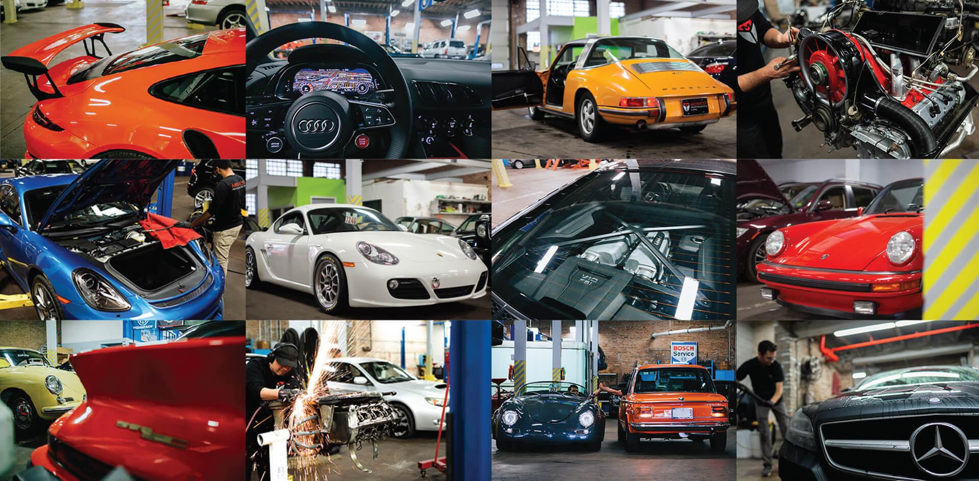 Luxury Automotive Mechanics